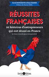 Réussites françaises préface Xavier Niel