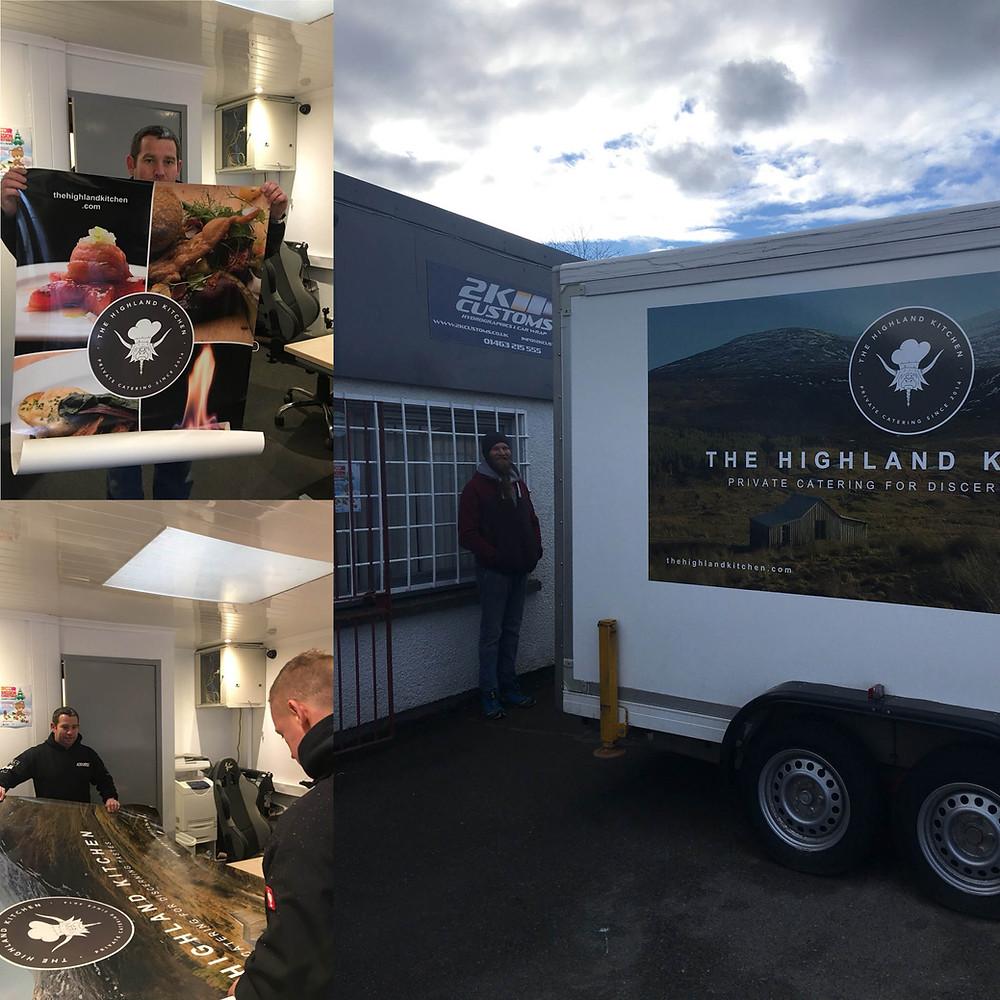 Private caterer scotland | Private chef in Edinburgh