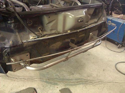 Rear Bumper Support