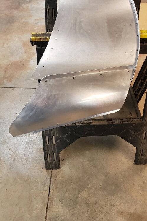 Aluminum Camaro Wing Kits