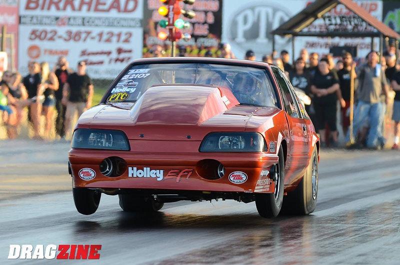 Matt Bell's LDR Mustang