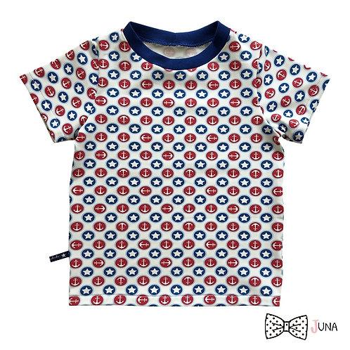"T-Shirt ""RoundedStars"""