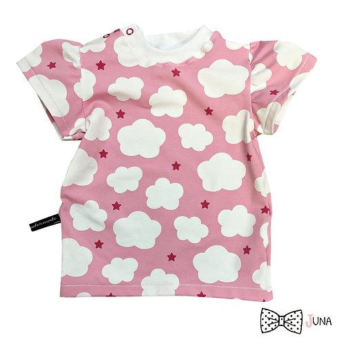 "T-Shirt ""CloudsPink"""