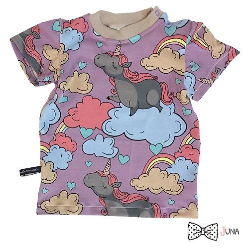 """T-Shirt """"ChubbyUnicorn"""""""