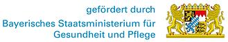 Gefördert durch das Bayerische Staatsministerium Gesundheit und Pflege