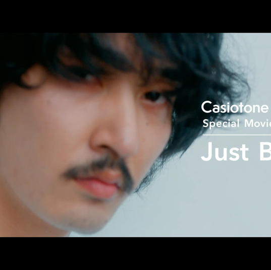 """Casiotone CT-S1 Special Movie """"Just Be You"""" starring Shuhei Uesugi"""