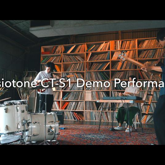 Casiotone CT-S1 Demo Performance PV