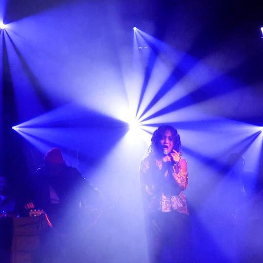 """""""Speed of light"""" LIVE MV Arknights Fes配信用映像 / DJ OKAWARI fet. 二宮愛"""