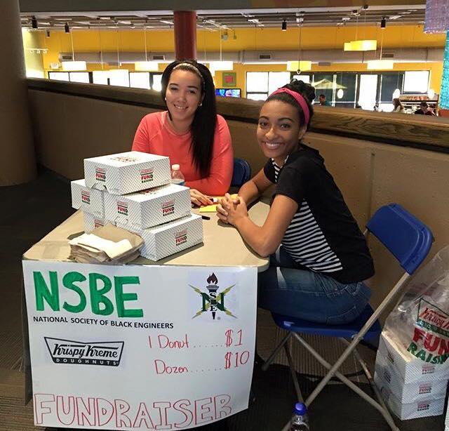 Krispy Kreme Donut Fundraiser