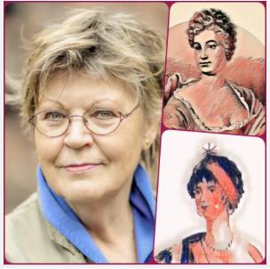 Petra Oelker, Caroline Neuber, Elise Bürger