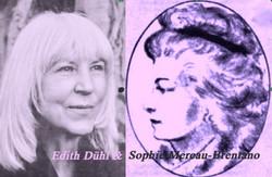 Edith Dühl & S. Mereau-Brentano
