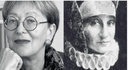 Viola Roggenkamp & Glikl von Hameln
