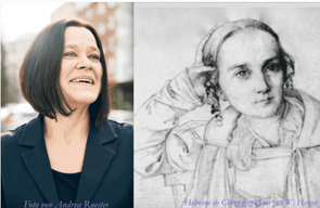 Cornelia Manikowsky & Helmina de Chézy