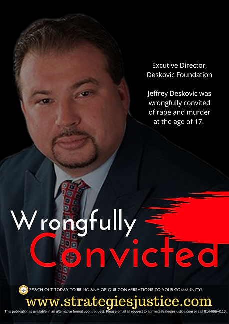 WRONGFULLY CONVICTED