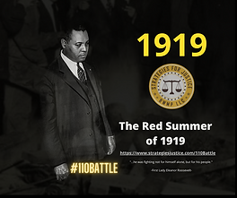 The Red Summer Of 1919