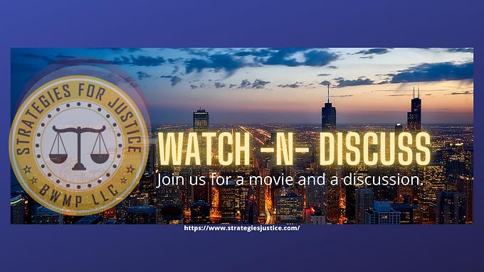 Watch & Discuss Badge