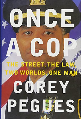 Book Club: Once a cop (B199)
