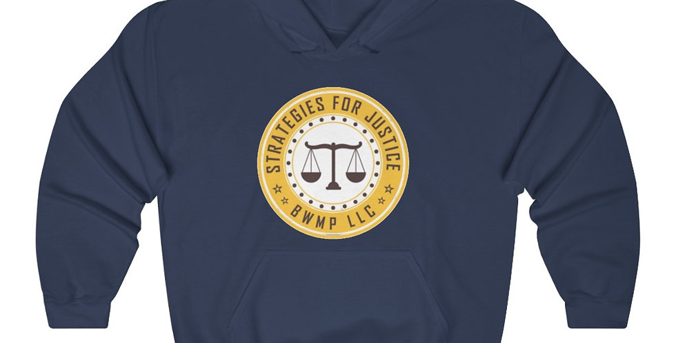 Strategies for Justice Unisex Heavy Blend™ Hooded Sweatshirt