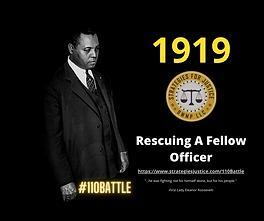 Rescuing A Fellow Officer