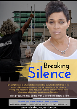 BREAKING SILENCE PANEL