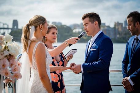 Kate-Eloise-Celebrant-Yacht Weddings