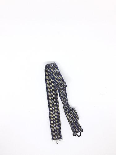 Tour de cou en coton pour nœud papillon en bois ou en plexiglass – Shiny