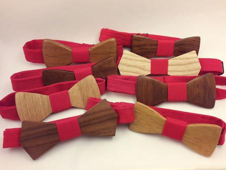 Vos noeuds sont faits en bois... Oui mais pas n'importe lequel!