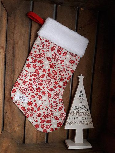 Chaussette de Noël - 36 cm