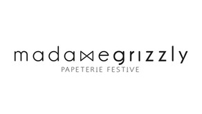 [Interview ] Laurélie – Madame Grizzly , papeterie festive