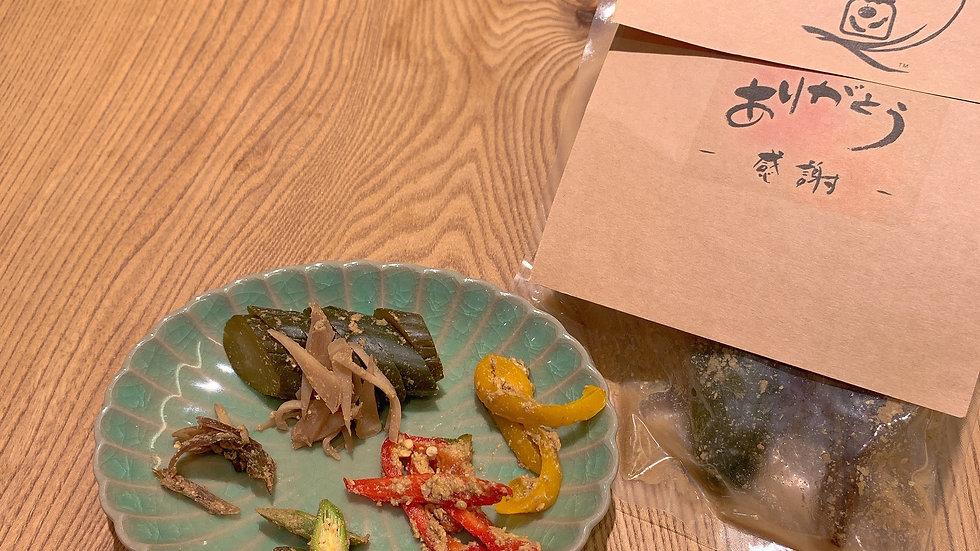 """🌾ぬか漬け  -Japanese Pickles """"Nukamiso""""-"""