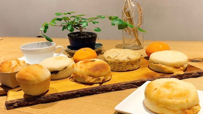 🌾 English 5Muffins Western Organic Vegs. 🌾 米・大豆粉 旬の惣菜 イングリッシュマフィン(5ケ)