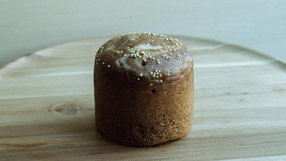 🌾玄米粉パン
