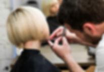 Стрижка женская с укладкой в Scissors Studio в Москве