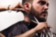 Оформление бороды и усов в салоне красоты Scissors Studio в Зеленограде