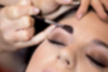 Окрашивание бровей в салоне красоты Scissors Studio в Зеленограде