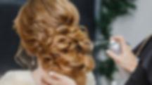 Прическа вечерняя или свадебная в салоне красоты Scissors Studio в Москве