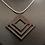 Thumbnail: Halskette cuadrados