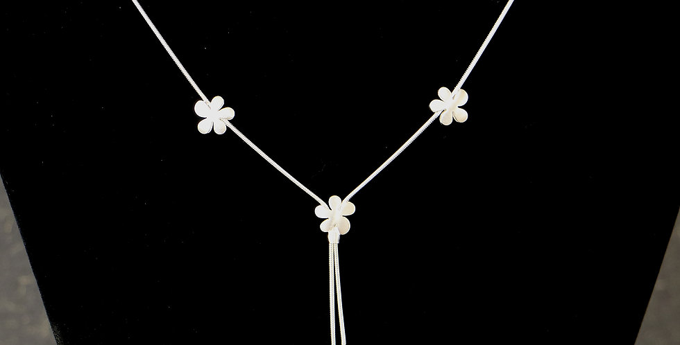 Halskette flores
