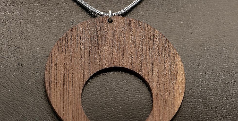 Halskette circulo en circulo