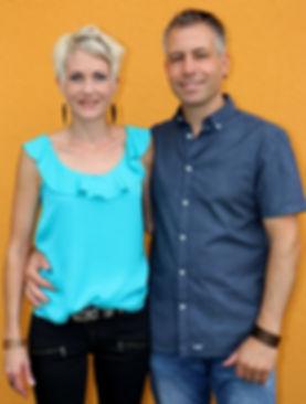 Marcel und Anita Zünd von ZZdesign
