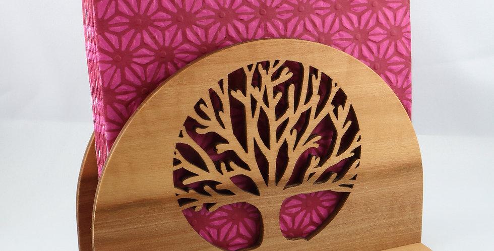 Serviettenhalter árbol de la vida