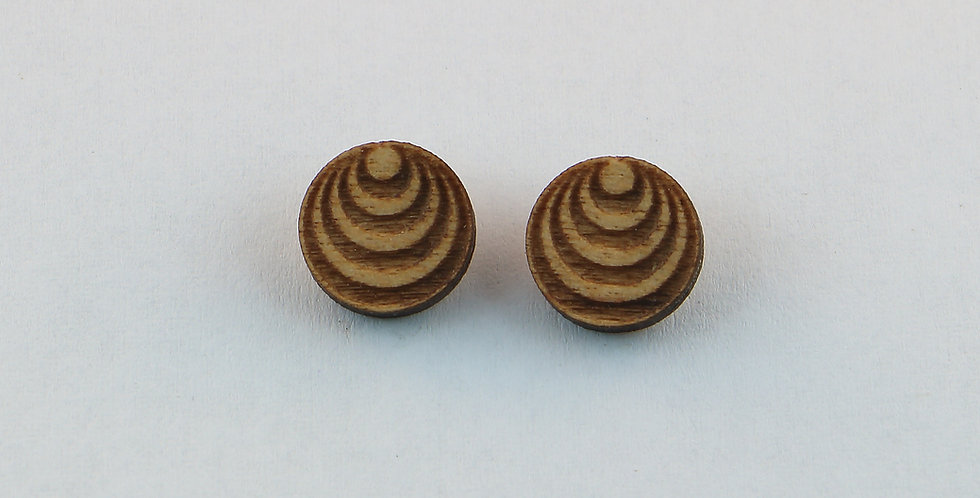 Ohrstecker caracol