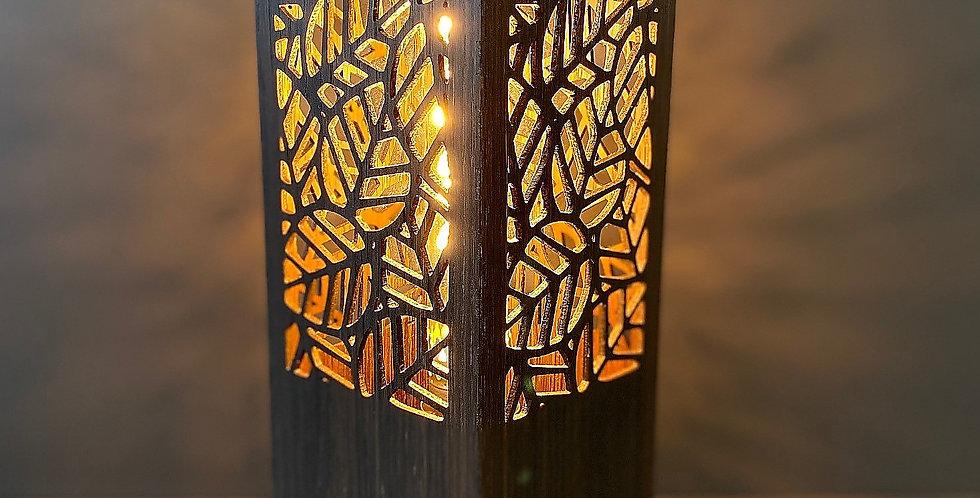 Tischlampe hojas