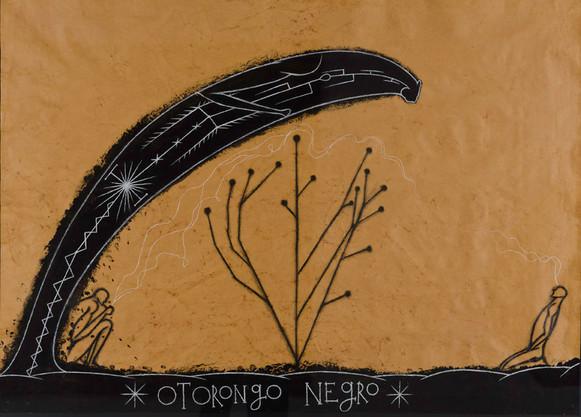 Otorongo negro, 2003.