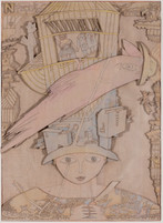 Ana ama su sombrero, 1986.