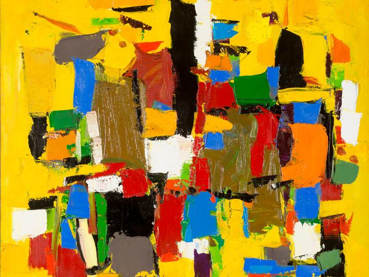 Yellow, 1972.
