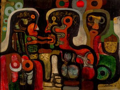 Figures, 1971.