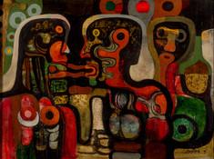 Figuras, 1971.