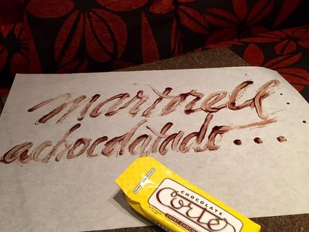 Martorell Chocolate at Casa Cortés