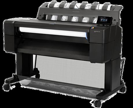 "HP DesignJet T920 36"" Printer w/Stacker"